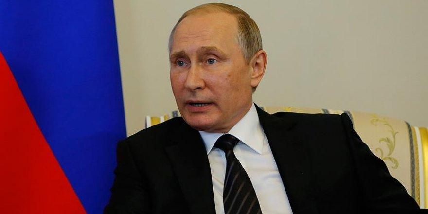 Putin: Amerika ile ilişkilerin bozulması bizim seçimimiz değil