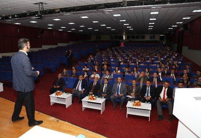Ereğli Belediyesi personeline hizmet içi seminer