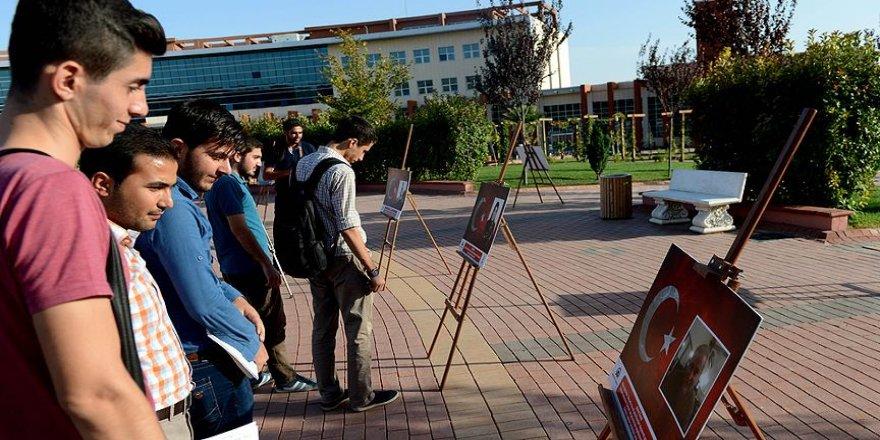 Kilis'te '15 Temmuz Diriliş Destanı' fotoğraf sergisi açıldı