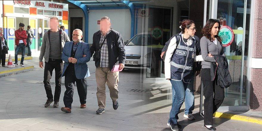 Konya'da ByLock operasyonu: 24 gözaltı