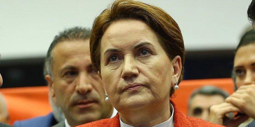 Akşener partiden ihracının iptali için mahkemeye başvurdu