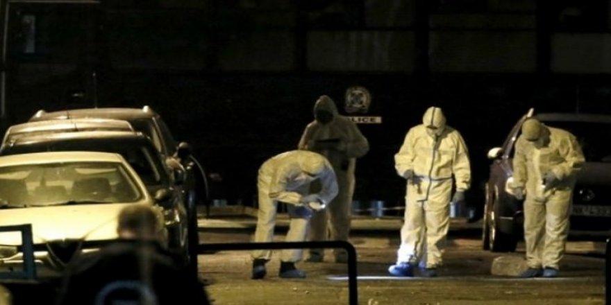Atina'da bombalı saldırı