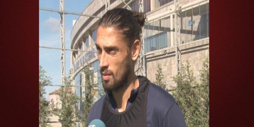 Mehmet Batdal: 'Gol sayısının artmasıyla daha da iyi olacağım'