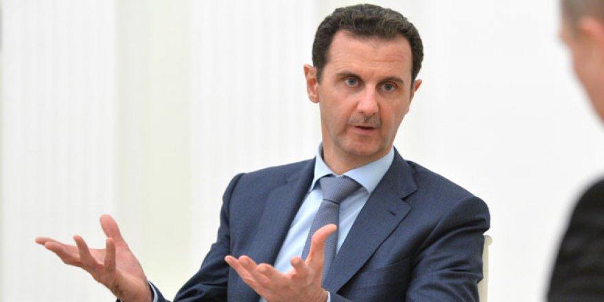 Esad'dan Türkiye açıklaması