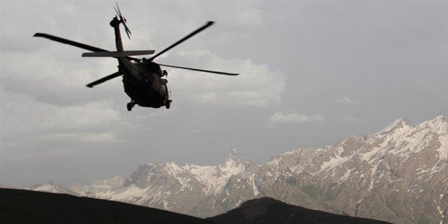 PKK'nın bomba yüklü araçları imha edildi