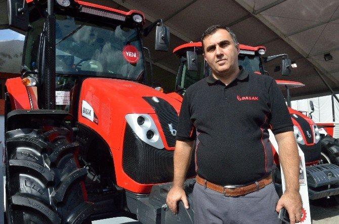 Başak Traktör, çiftçileri yeni modelleriyle ağırlıyor
