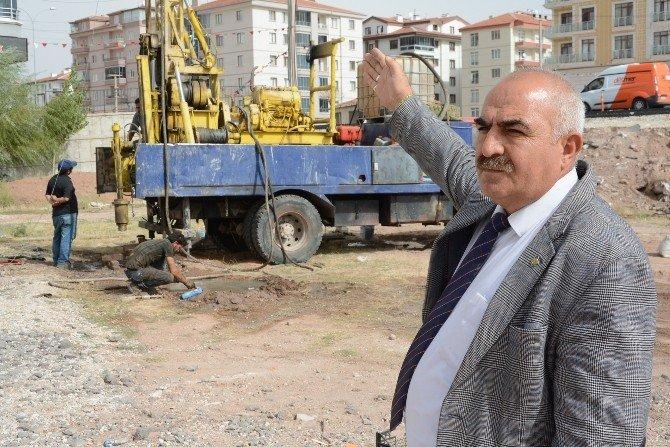Aksaray'da Makas Kavşağı'na alt geçit yapılıyor