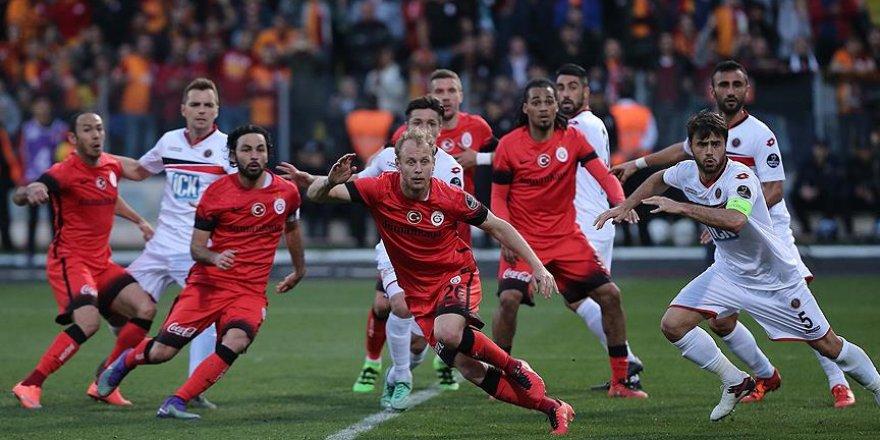 Galatasaray ile Gençlerbirliği 91. maça çıkıyor