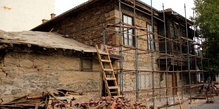 Seydişehir'de restorasyon çalışmaları