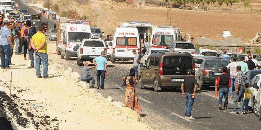Mardin-Diyarbakır karayolunda saldırı: 3 şehit