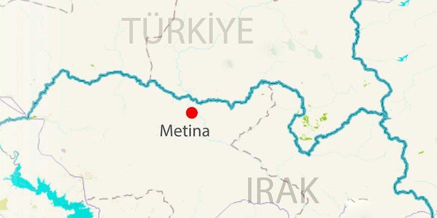 Üs bölgesine saldırı hazırlığındaki 5 terörist etkisiz hale getirildi