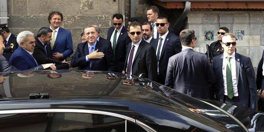 Erdoğan Konya'da