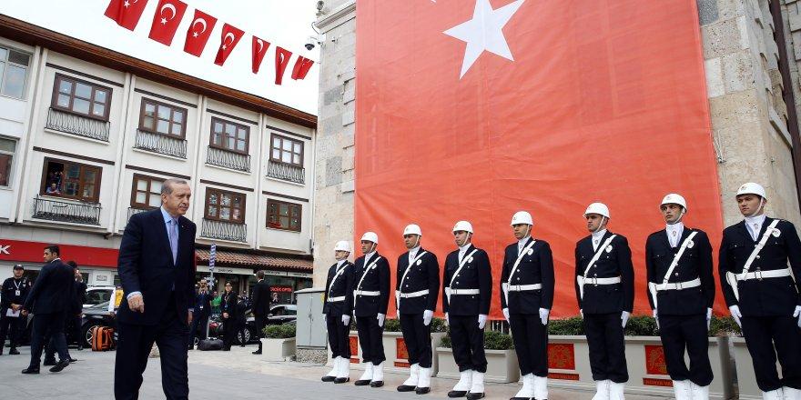 Erdoğan,KonyaValiliğini ziyaret etti