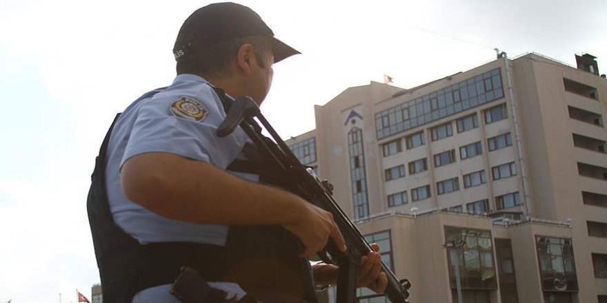 Silahlı şüpheli ihbarı polisi alarma geçirdi
