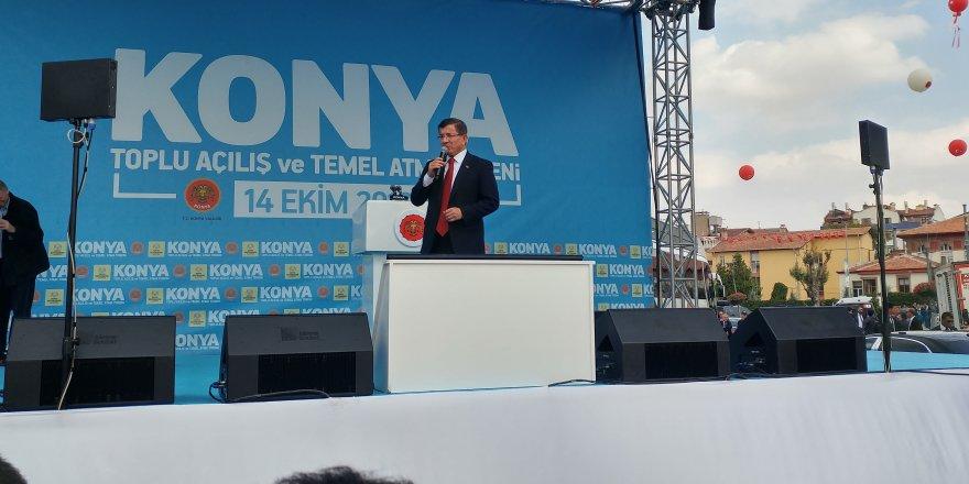 """""""Türkiye'yi tehdit etmeye asla yeltenmeyin"""""""