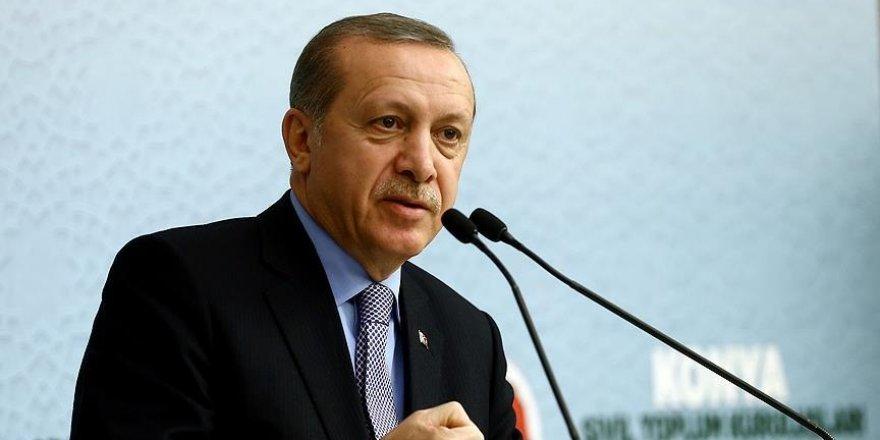 Erdoğan: Başika birilerini rahatsız ediyor