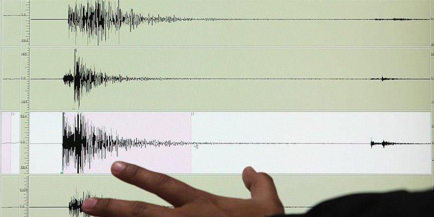 Manisa'da 4,1 ve 4,2 büyüklüklerinde depremler