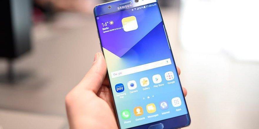 İç ve dış hat uçuşlarında 'Galaxy Note 7' yasağı