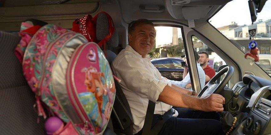 35 bin okul servisi şoförüne eğitim
