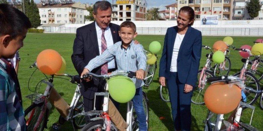 Burdur'da bisiklet seferberliği!