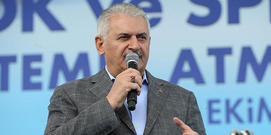 Başbakan Yıldırım: İstikrar için başkanlık şart