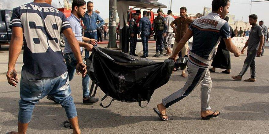 İntihar saldırısı: 14 ölü, 21 yaralı