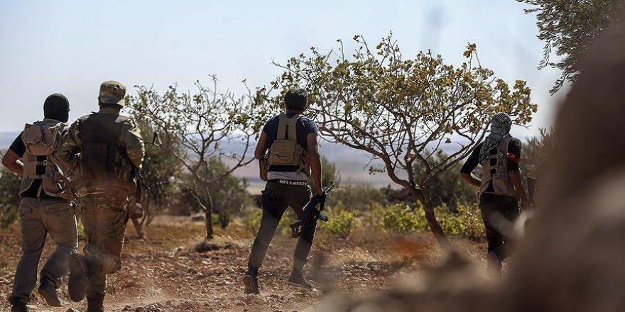 ÖSO, Azez-Cerablus hattındaki Dabık'a saldırı başlattı