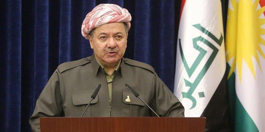 IKBY Başkanı Barzani: Musul için tüm hazırlıklar tamam