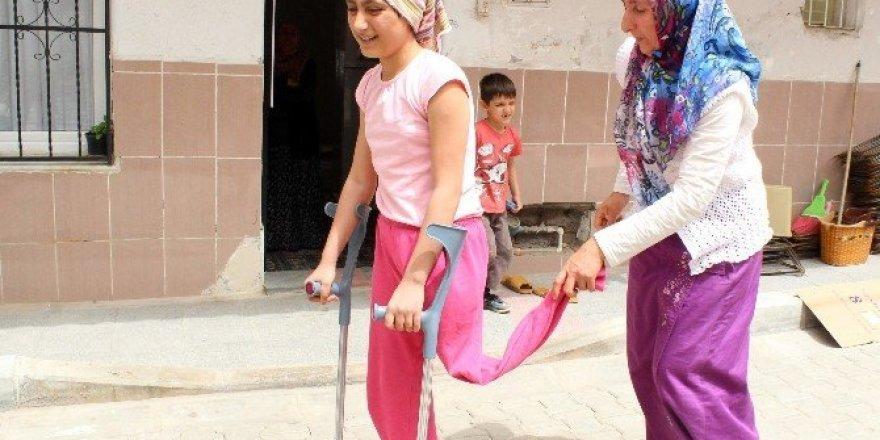 Son hayali protez bacağa kavuşmuşken hayatını kaybetti