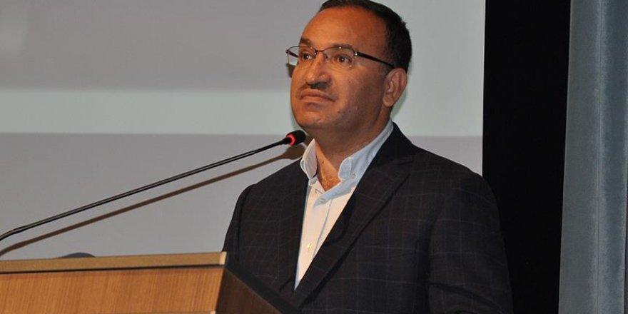 Adalet Bakanı Bozdağ'dan işkence iddialarına açıklama