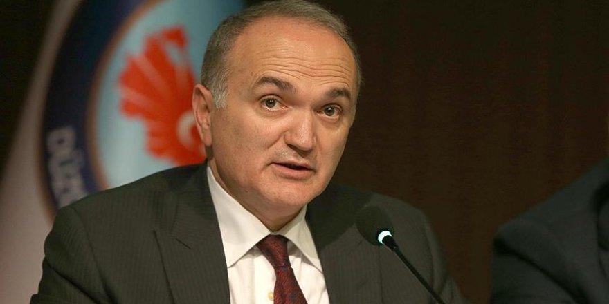 Bilim, Sanayi ve Teknoloji Bakanı Özlü: Dünya çapında dev projeler yapıyoruz