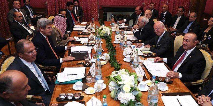 Lozan'daki Suriye toplantısı bitti