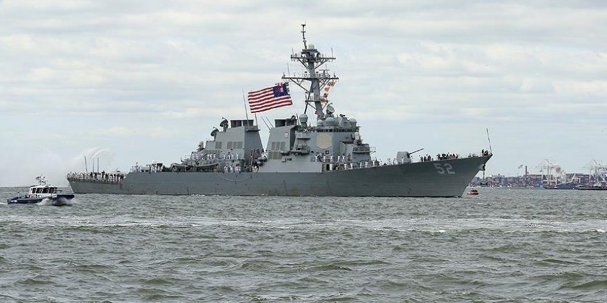 ABD'nin Kızıldeniz'deki gemilerine füze tehdidi