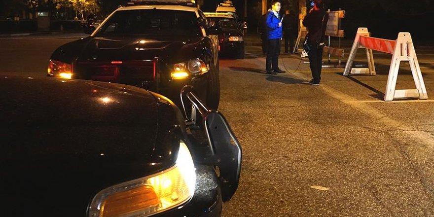 ABD'de trafik kazası: 4 ölü, 8 yaralı