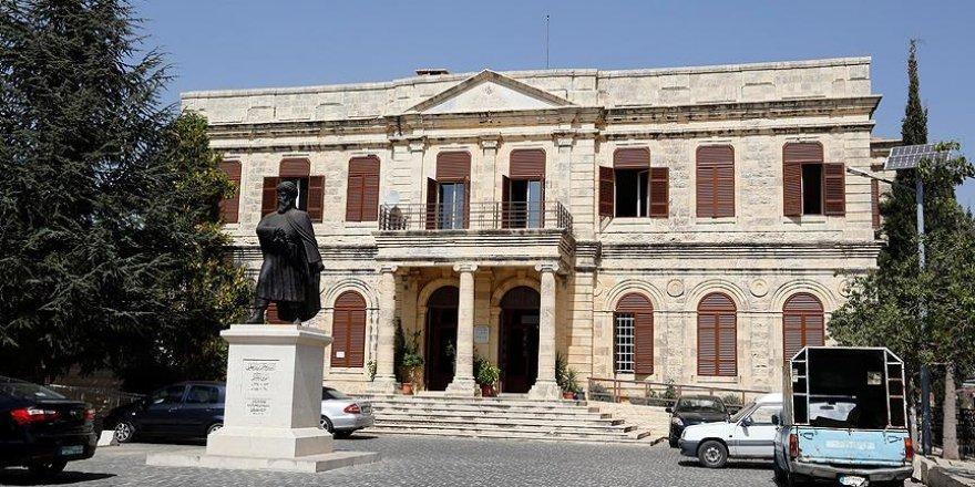 Lübnan'ın en büyük kütüphanesi Osmanlı sarayı