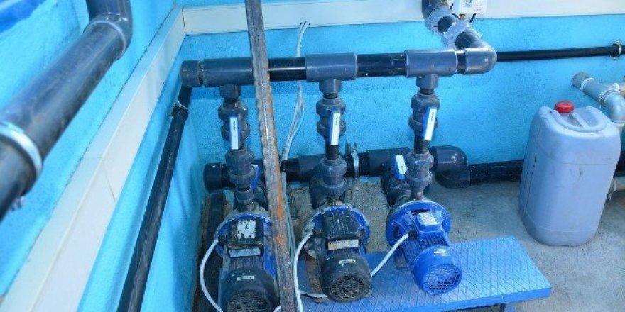Sidel Mahallesi'nin içme suyu artık daha sağlıklı