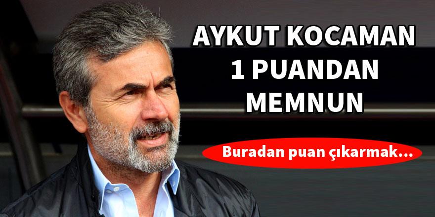 Konyaspor T.D. Aykut Kocaman Başakşehir maçını değerlendirdi