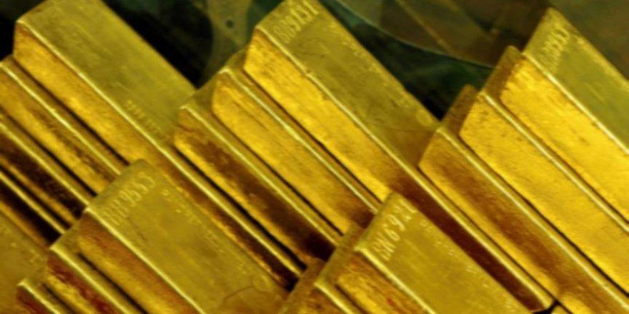 Evinde 55 kilo altın bulundu