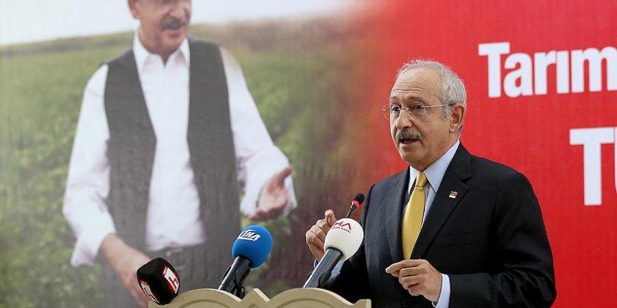 CHP Genel Başkanı Kılıçdaroğlu: Başika'da askerlerimiz olmalı