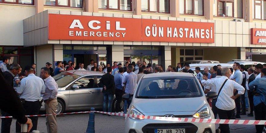 Gaziantep'te STK'lar terör örgütü DEAŞ'ın saldırılarını kınadı