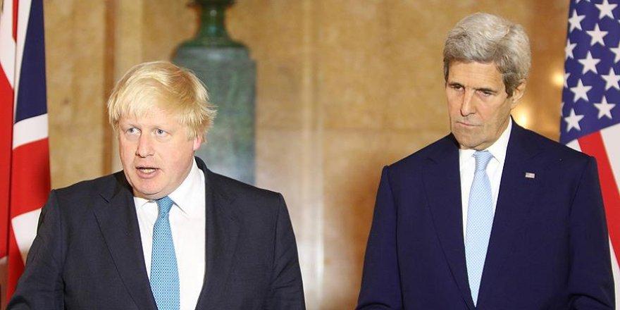 """""""Suriye'deki savaş siyasi bir çözüm olmadan sona eremez"""""""