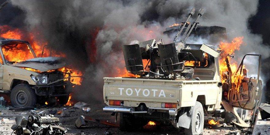 Libya'da DEAŞ'a ağır darbe