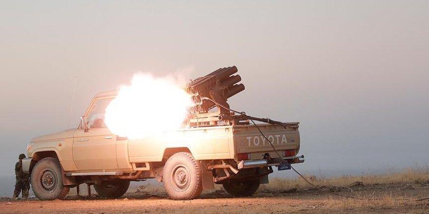 DEAŞ'a üç cepheden eş zamanlı operasyon