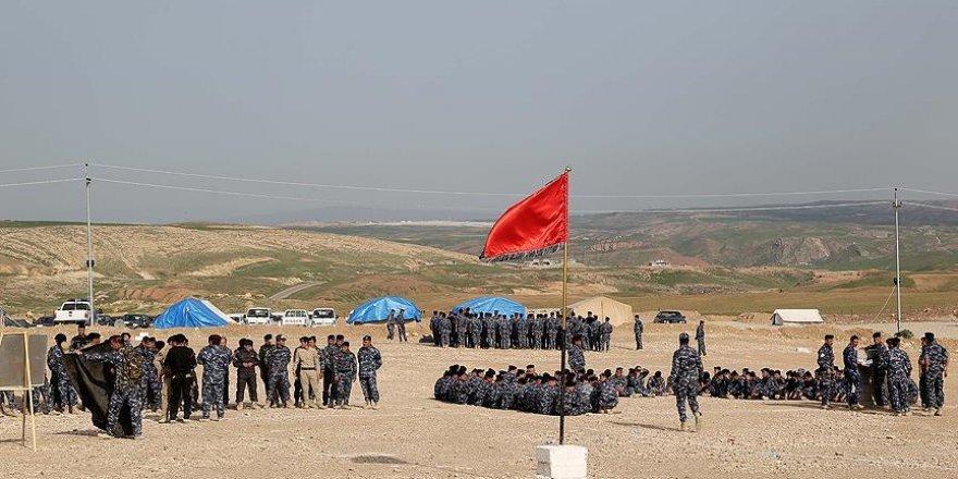 Türk askerinin eğittiği o birlik de Musul operasyonuna katıldı