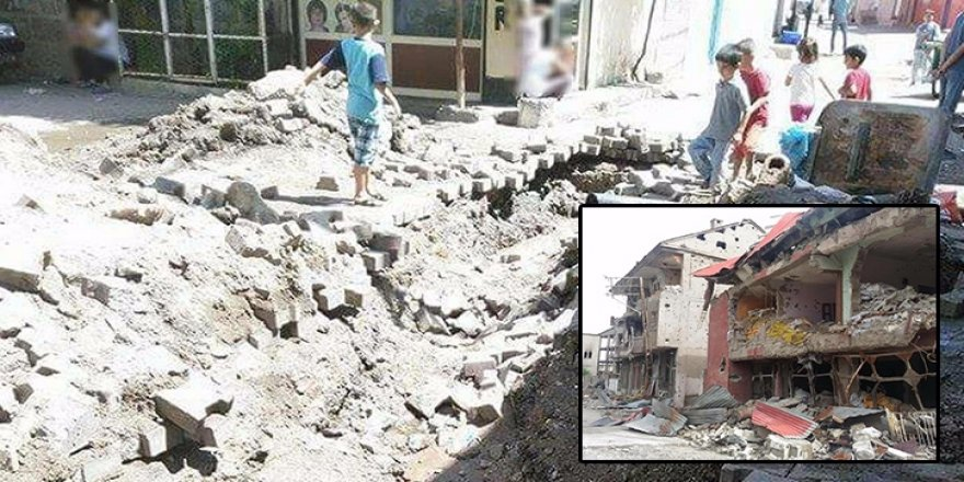 Hendekçi PKK'dan 'yeni ev' tehdidi