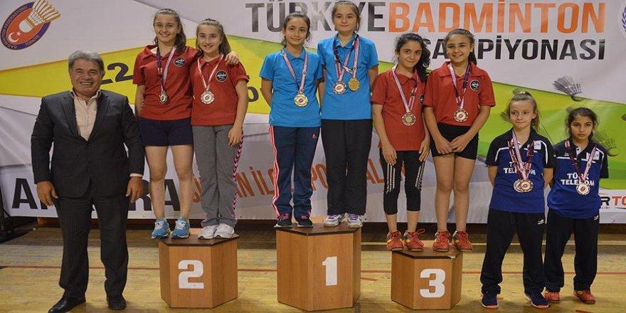 Türkiye, badmintonda Balkan şampiyonu oldu