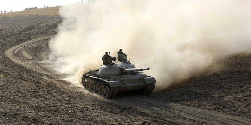 TSK Musul'un kuzeyinde DEAŞ'a büyük zarar verdi