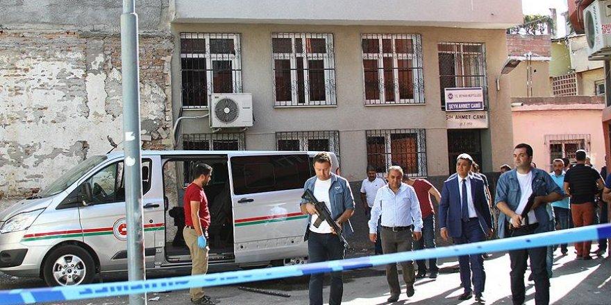 Keşif yapan adliye personeline patlayıcıyla saldırı