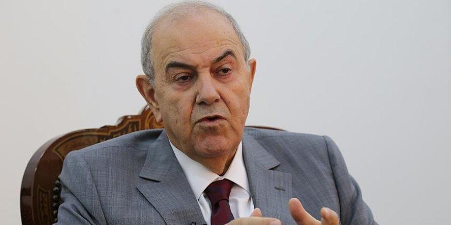 Allavi: Haşdi Şabi güçleri Musul'a girmemeli