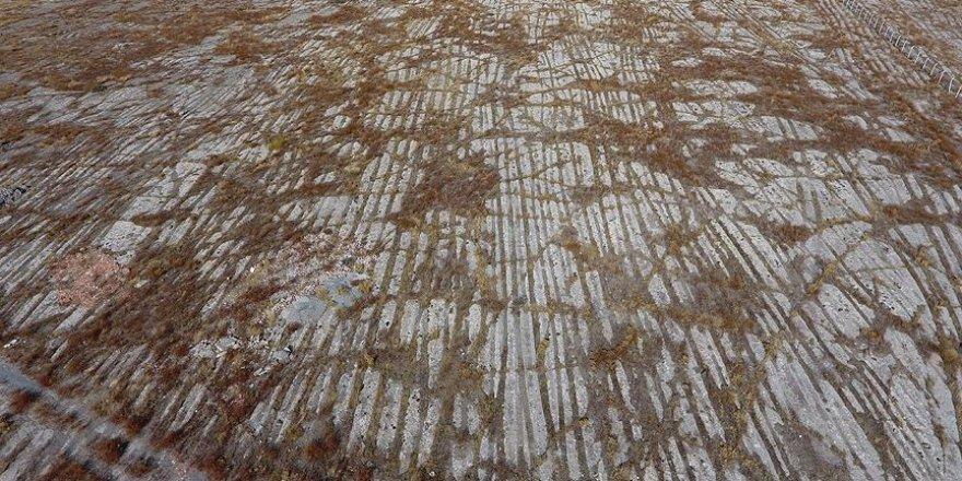 4 bin yıllık 'kağnı yolu'